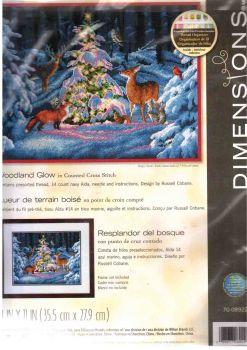 Woodland Glow 70-08922 / Лесное Сияние