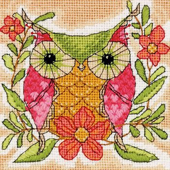 Whimsical Owl 71-07241 / Совенок