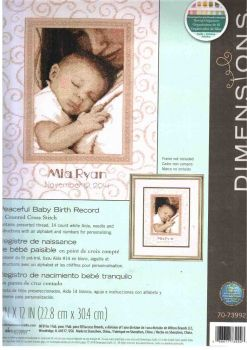 Peaceful Baby 70-73992 / Метрика Младенец