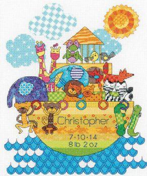 Noah's Animals 70-74066 / Детская метрика  Животные Ноя