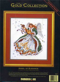 Angel of Elegance 8463 / Ангел Элегантности