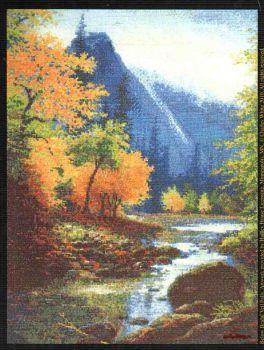 Below Bridal Veil Falls 52414 / Низкий Водопад