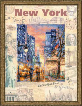 Города мира. Нью Йорк 0025 РТ