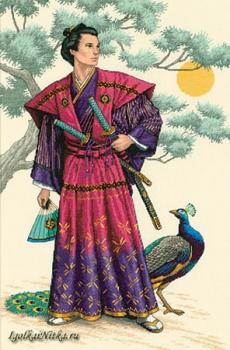 The Mighty Samurai 03881 / Величественный самурай