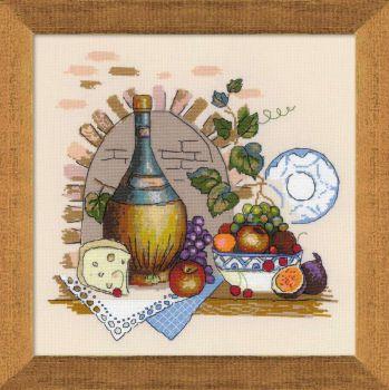 Натюрморт с сыром 1303