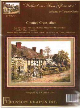 Welford on Avon Gloucester 20527 / Уэлфорд Глостер-на-Эйвоне