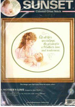 A Mothers Love  13723 / Любовь Матери