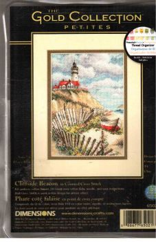 Cliffside Beacon 65021 / Маяк на обрыве