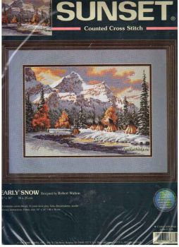 Early Snow 13677 / Ранний снег