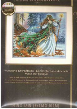 Woodland Enchantress 35173 / Лесная колдунья