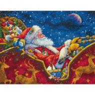 Santa s Midnight Ride 70-08934 / Полуночное катание Санты