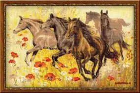 Табун лошадей 1064
