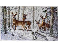 Woodland Winter 35130 / Зимний лес