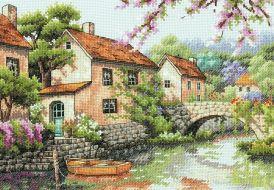 Village Canal 70-35330 / Деревенский канал