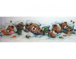 Sleepy Bears 195-0601 / Сонные мишки