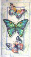 Butterfly Trio 13120 / Трио бабочек