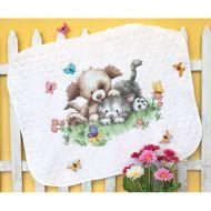 Pet Friends Quilt 70-73882 / Детское одеяло Друзья любимца