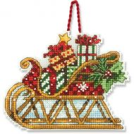 Sleigh Ornament 70-08914 / Орнамент Сани