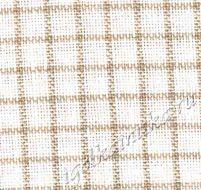 Marne 7657-1029 (молочный в бежевую клетку)