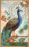 Royal Peacock 70-35339 / Королевский павлин