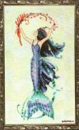 Sea Flora La Petite Mermaids Collection NC-194 / Морская Флора