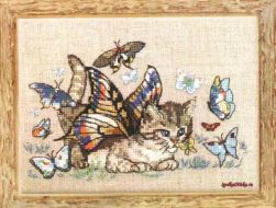 Chapillon 151-P013 K / Кошка-бабочка