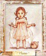 Plume 154-A053 K / Малышка-фея