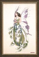 Julys Amethyst Fairy MD-59 / Июльская аметистовая фея