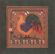 Spring Rooster MHCB158 / Весенний петух