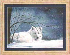 Snowy 98663 / Белоснежный волк