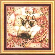 Catnap 90013 / Дремлющие кошки