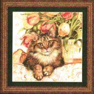 Sofa Cat 90083 / Кошка на динане
