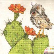 Prickly Owl 70-65184 / Колючая сова