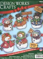 Welcome Winter Ornaments 1664 / Орнаменты Добро пожаловать, зима