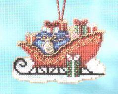 Traditional Sleigh MH16-1736 / Традиционные сани