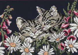 Kittens in Spring 65018 / Котята весной