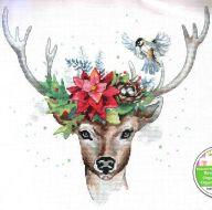 Woodland Deer 70-08981 / Лесной олень