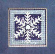 Crystal Snowflake MH14-1635 / Хрустальная снежинка