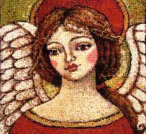 Rejoice XS3163 / Ликующий ангел (схема)