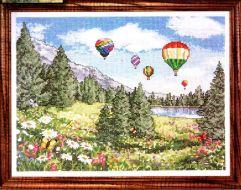 Ballon Sky 2700 / Небо на воздушном шаре