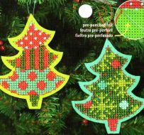 Jolly Tree Ornaments 72-08241 / Орнаменты Веселое Дерево