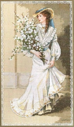 Portrait of Elegance 3767 / Портрет элегантности