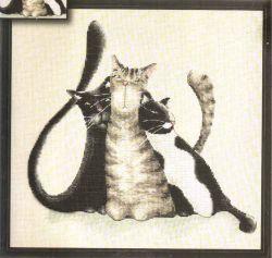 Kitty Trio 2801 / Трио Котят