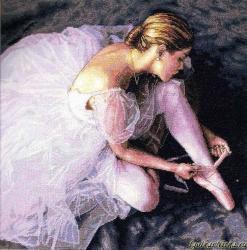 Ballerina Beauty 35181 / Прекрасная балерина