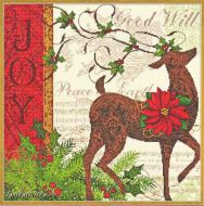 Winter Reindeer 70-08851 / Зимний Олень