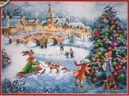 Winter celebration 70-08919 / Зимние празднества