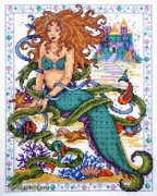 Mermaid 2466 / Русалка