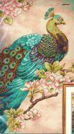 Indian Peacock 70-35293 / Индийский Павлин