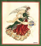 Angel of Glory 8476 / Ангел Славы