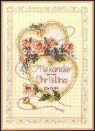 United Hearts Wedding Record 06730 / Запись соединённых судьбой